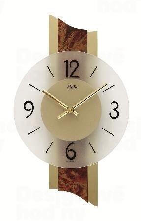 Nástenné hodiny 9393 AMS 40cm