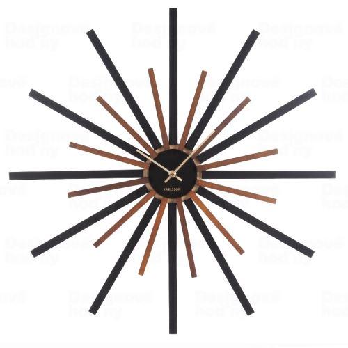 Dizajnové nástenné hodiny 5820 Karlsson 60cm