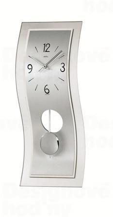 Kyvadlové nástenné hodiny 7300 AMS 60cm