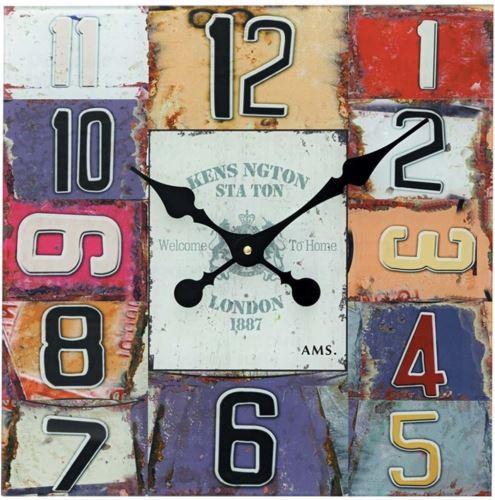 Nástenné hodiny 9425 AMS 40cm