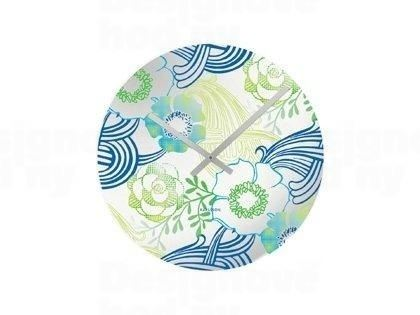 Dizajnové nástenné hodiny 5280 Karlsson 40cm
