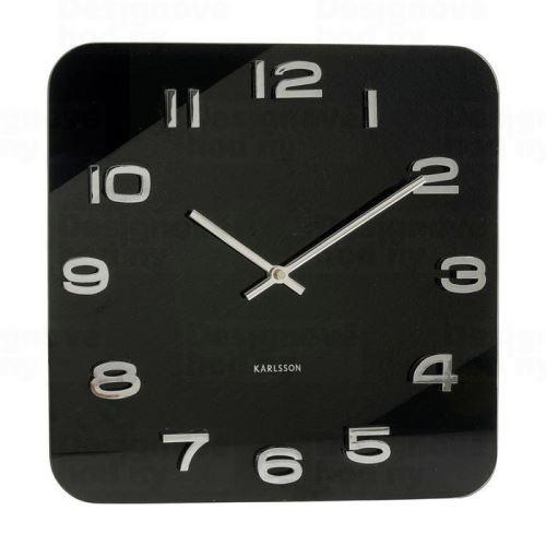 Dizajnové nástenné hodiny 4398 Karlsson 35cm