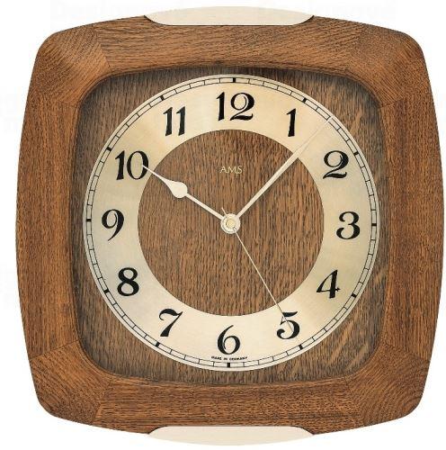 Nástenné hodiny 5804/4 AMS 28cm