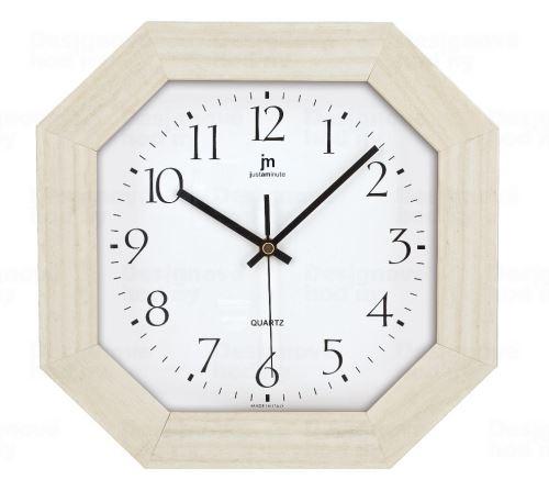 Dizajnové nástenné hodiny 02822R Lowell 27cm
