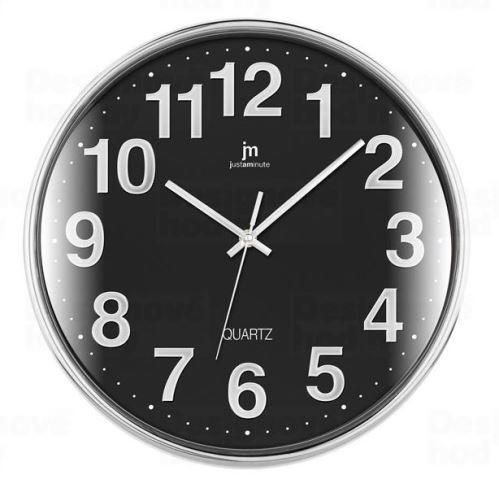 Dizajnové nástenné hodiny 00816N Lowell 35cm