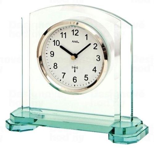 Stolné hodiny 5148 AMS riadené rádiovým signálom 18cm