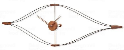 Dizajnové nástenné hodiny Nomon Look 145cm