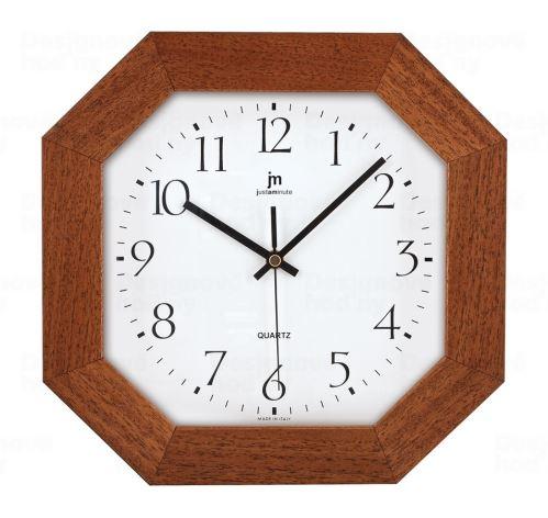 Dizajnové nástenné hodiny 02822C Lowell 27cm