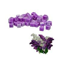 Scented cubes vonnný vosk do aromalámp - lilac (orgován), 8x 23g