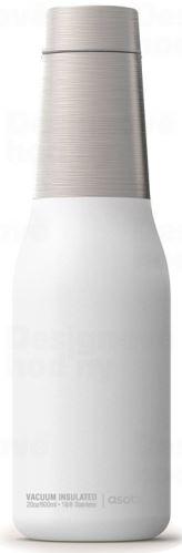 ASOBO trendy cestovné termofľaša Oasis biela 600ml