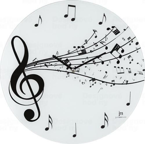 Dizajnové nástenné hodiny 14869 Lowell 38cm