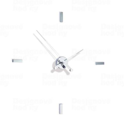 Dizajnové nástenné hodiny Nomon Taçon 4i 73cm