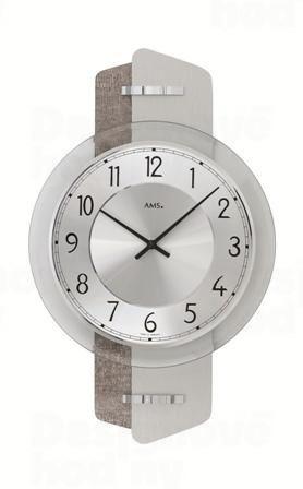 Nástenné hodiny 9408 AMS 38cm