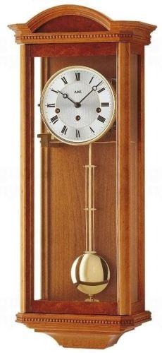 Kyvadlové mechanické nástenné hodiny 2663/9 AMS 66cm