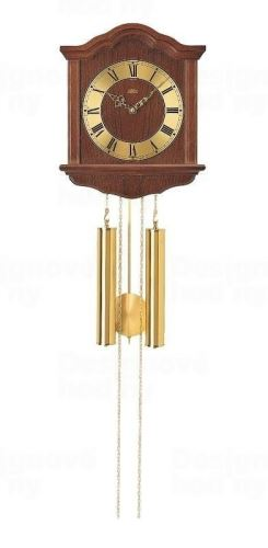 Kyvadlové mechanické nástenné hodiny 206/1 AMS 29cm