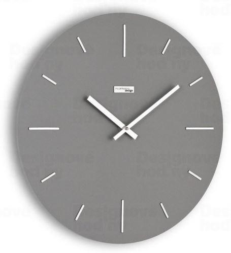 Dizajnové nástenné hodiny I502GR IncantesimoDesign 40cm