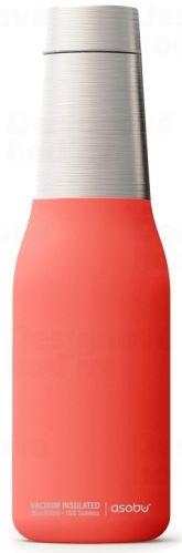 ASOBO trendy cestovné termofľaša Oasis broskyňová 600ml