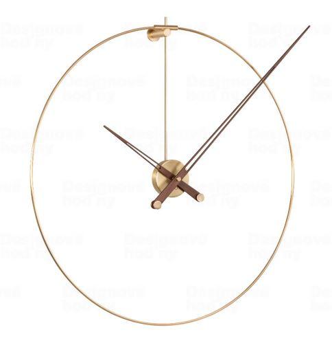 Dizajnové nástenné hodiny Nomon New Anda G 100cm