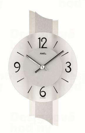 Nástenné hodiny 9394 AMS 40cm