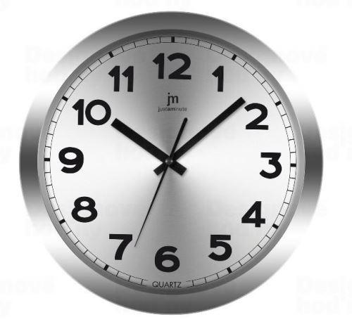 Dizajnové nástenné hodiny 14945S Lowell 36cm