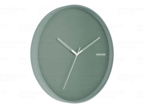 Dizajnové nástenné hodiny 5807GR Karlsson 40cm