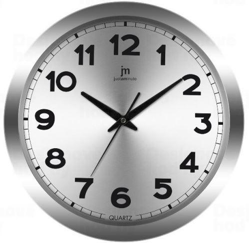 Dizajnové nástenné hodiny 14946S Lowell 30cm