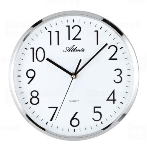 Dizajnové nástenné hodiny AT4316