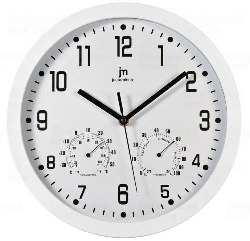Dizajnové nástenné hodiny 14944B Lowell 30cm