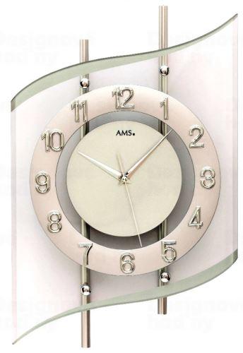 Nástenné hodiny 5506 AMS 45cm