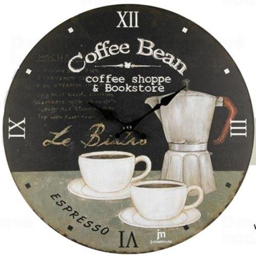 Dizajnové nástenné hodiny Lowell 21430 Clocks 34cm