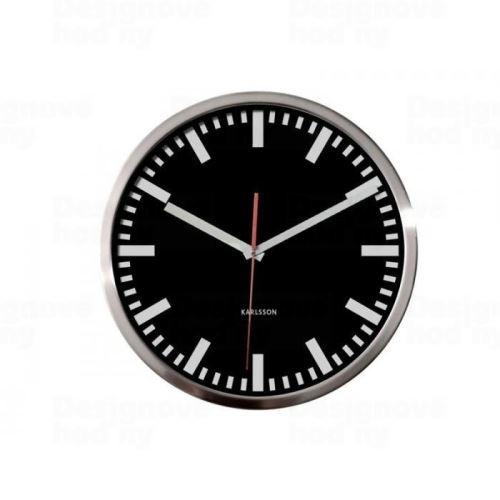 Dizajnové nástenné hodiny 4331 Karlsson 29cm