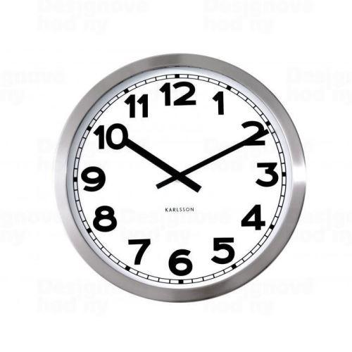 Dizajnové nástenné hodiny 850520 Karlsson 50cm