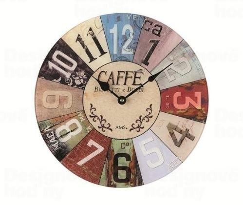 Nástenné hodiny 9424 AMS 35cm