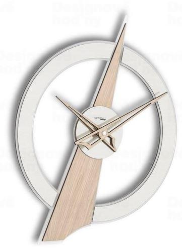 Dizajnové nástenné hodiny I186S IncantesimoDesign 44cm