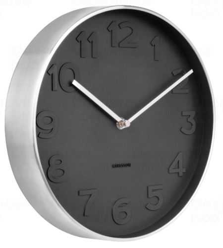 Dizajnové nástenné hodiny 5675 Karlsson 28cm