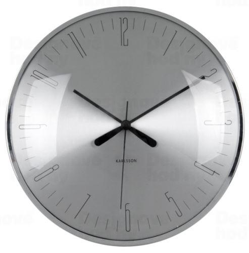 Dizajnové nástenné hodiny 5663 Karlsson 25cm
