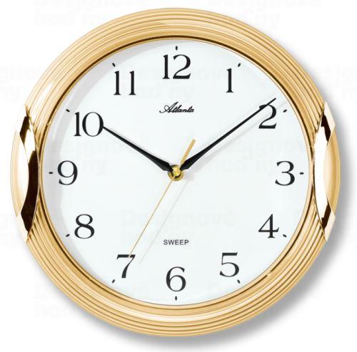 Dizajnové nástenné hodiny AT4235-9
