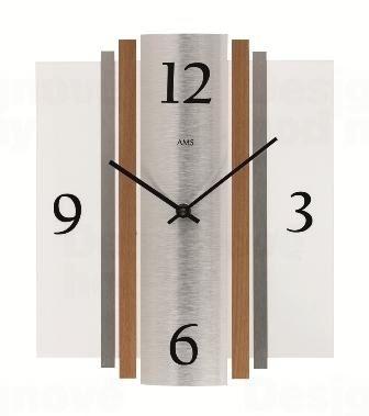 Nástenné hodiny 9390 AMS 30cm