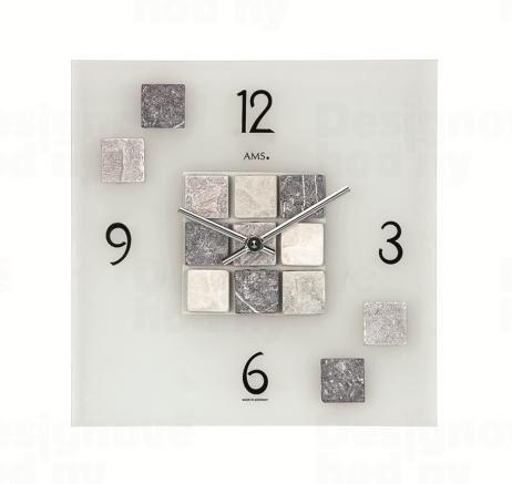 Nástenné hodiny 9276 AMS 30cm