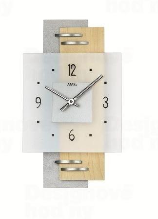 Nástenné hodiny 9248 AMS 36cm