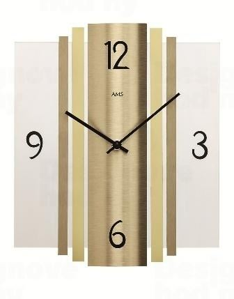 Nástenné hodiny 9391 AMS 30cm