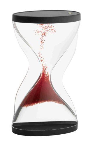 Presýpacie hodiny TFA 18.6004.05 CONTRA - červené