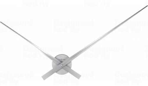 Dizajnové nástenné hodiny 2269zi Nextime Hands 85cm