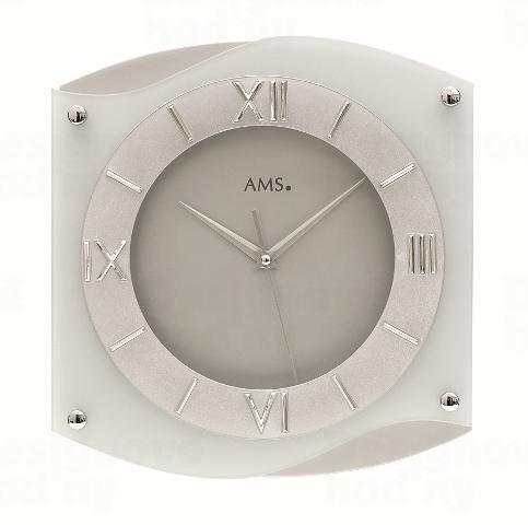 Nástenné hodiny 9321 AMS 30cm