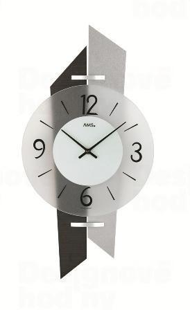 Nástenné hodiny 9343 AMS 44cm