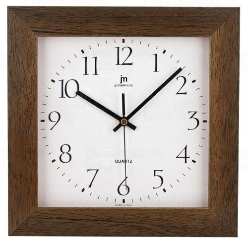 Dizajnové nástenné hodiny 02821N Lowell 27cm