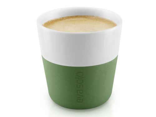 Hrnčeky na espresso, botanická zelená set 2ks, Eva Solo