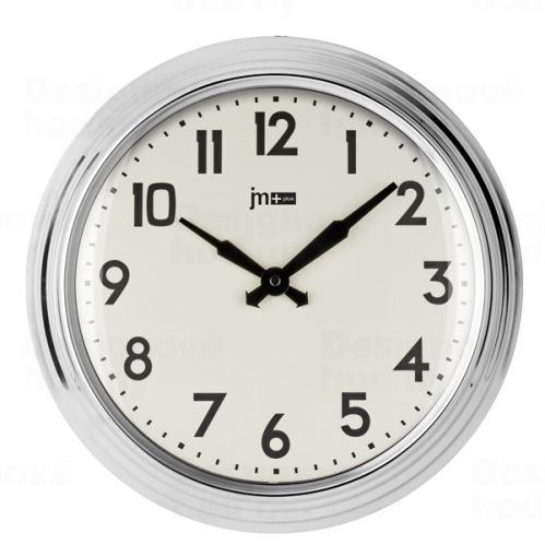 Dizajnové nástenné hodiny 21466 Lowell 35cm