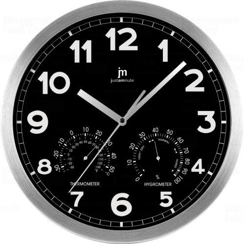 Dizajnové nástenné hodiny Lowell 14931N Design 30cm