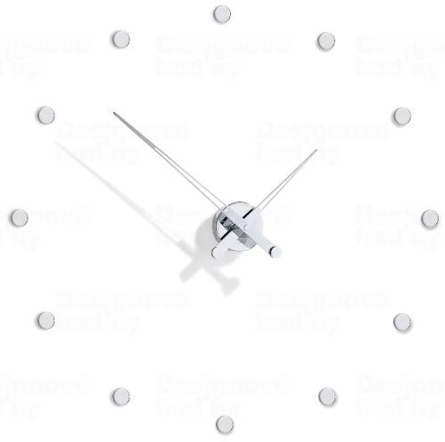 Dizajnové nástenné hodiny Nomon Rodon 12i 70cm